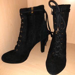 INC International Concepts Black Heels